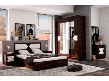 Спальный гарнитур Николь (Венге) (6)