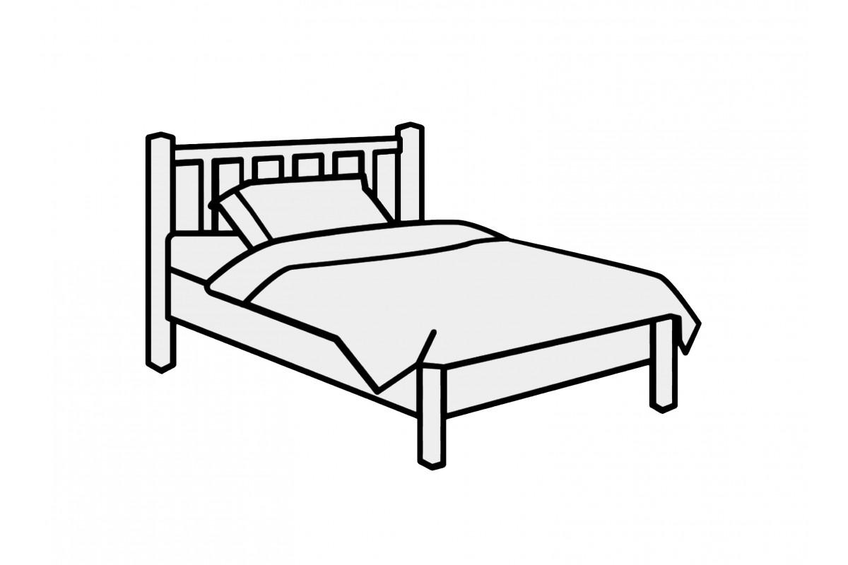 Кровати из коллекции спален
