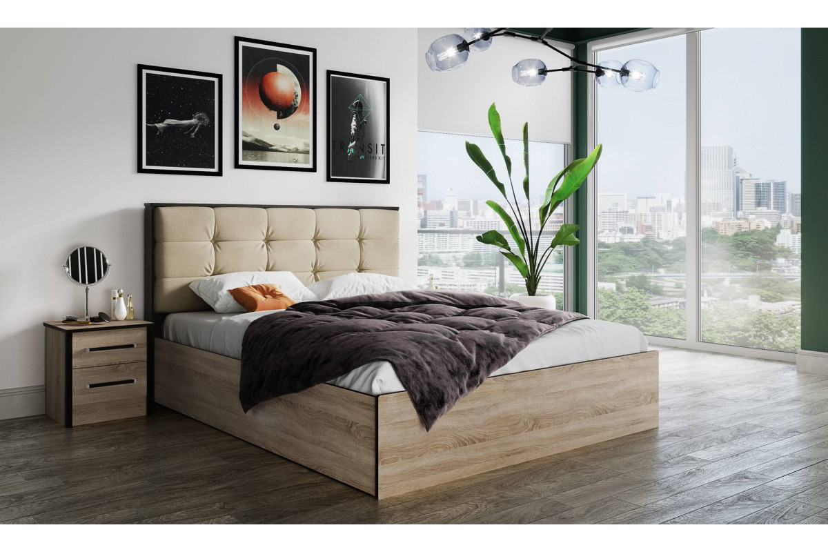 Кровать ЛК-2