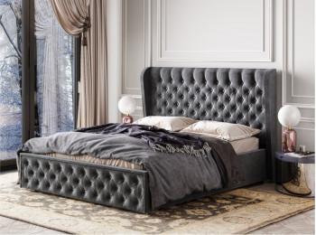 Кровать Франческа - велюр (5)