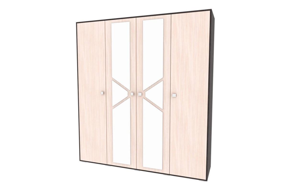 Спальня Ненси-2 шкаф 4-х ств.