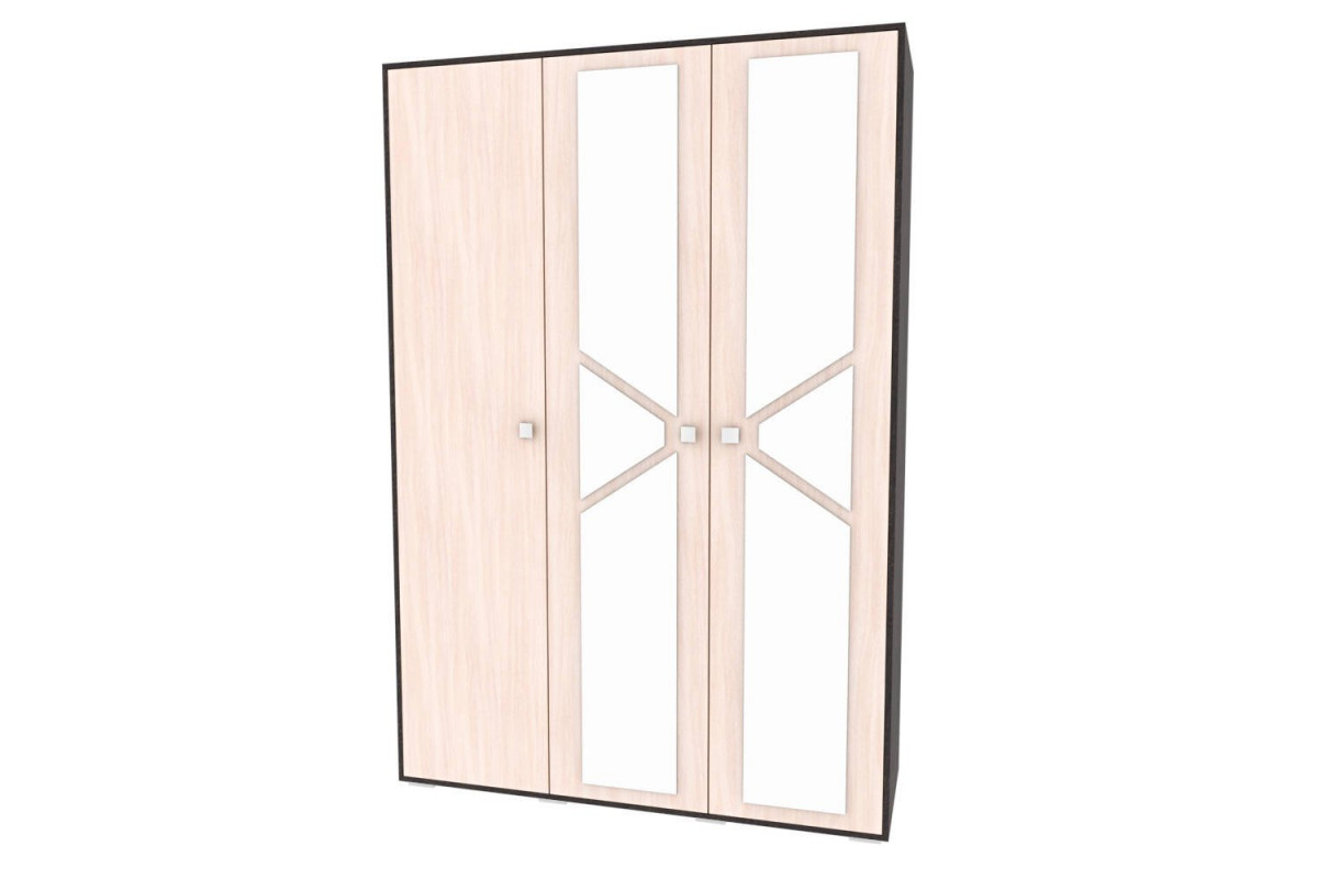 Спальня Ненси-2 шкаф 3-х ств.