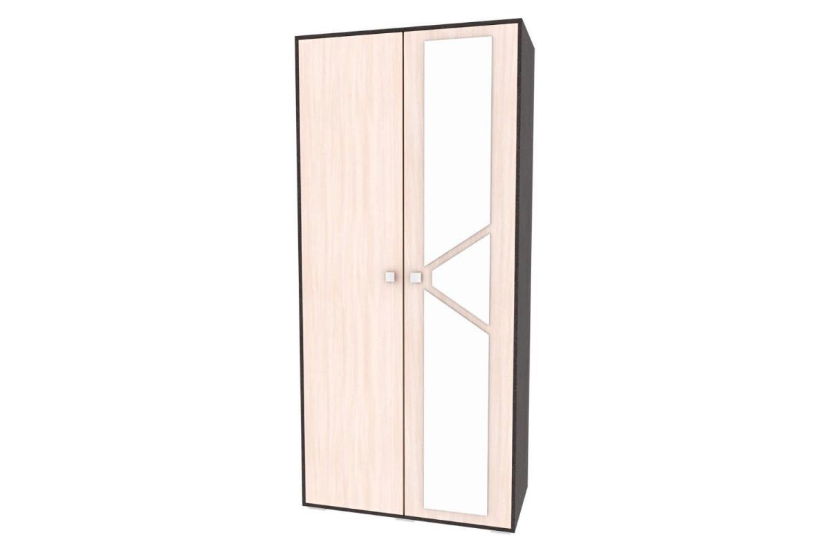 Спальня Ненси-2 шкаф 2-х ств. Бельевой