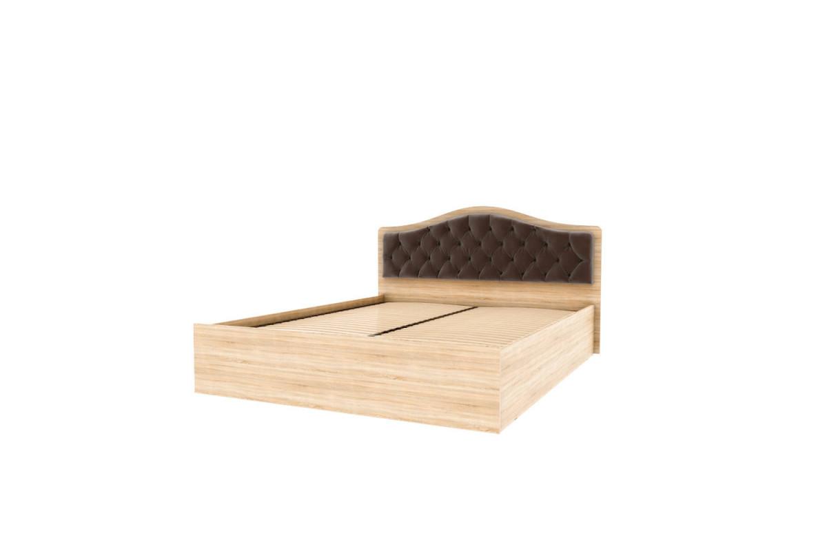 Кровать Дели - сонома - ортопед