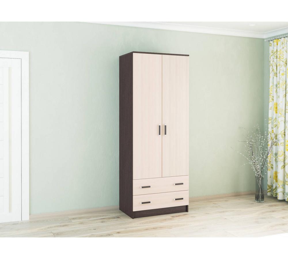 Шкафа Лагуна 80 см. Без зеркала.