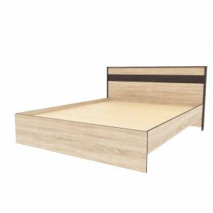 Кровать ЛК-1 140x200