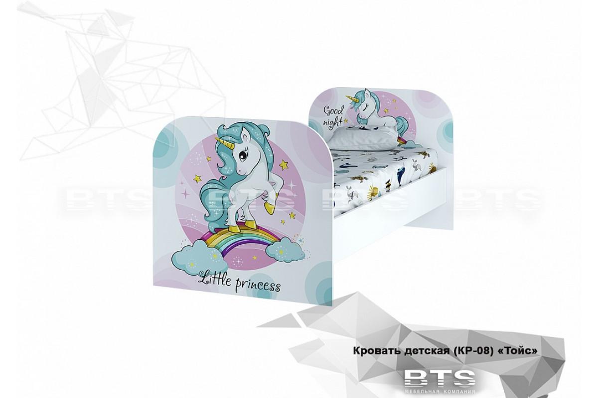 Кровать, Тойс. Little Pony