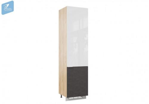 Пенал под встраиваемый холодильник