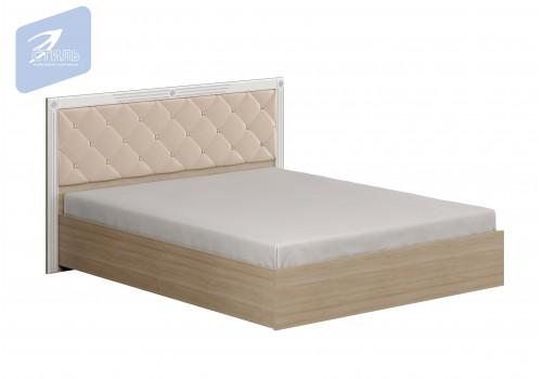 Спальня Амели. Кровать (Мягкий щиток без ортопеда)