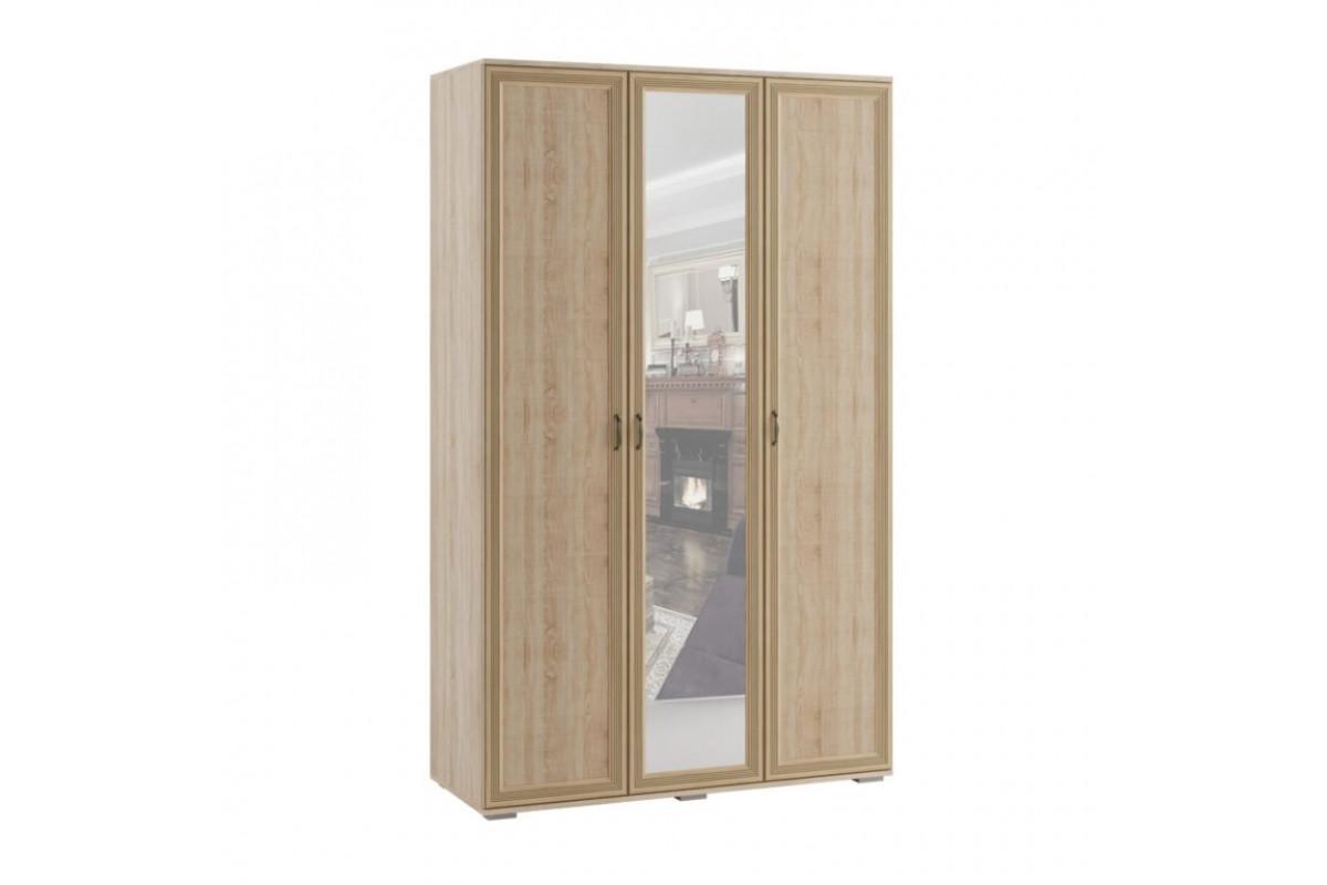 Шкаф трёхстворчатый (Спальня Римини)