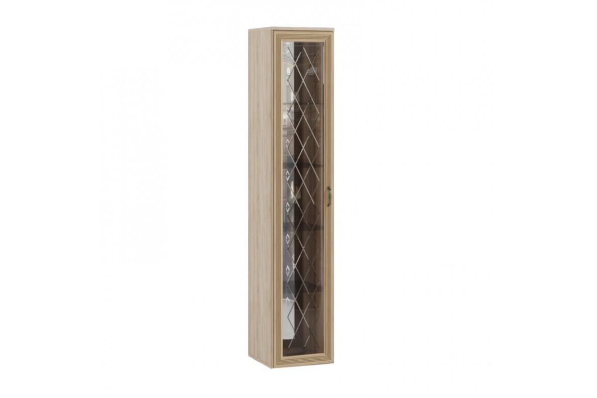 Пенал-витрина (надстраиваемый) РМШ-7 (Гостиная Римини)
