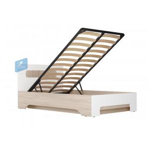 ПАЛЕРМО-3 Кровать с подъем.мех. 1,2 м КР-002