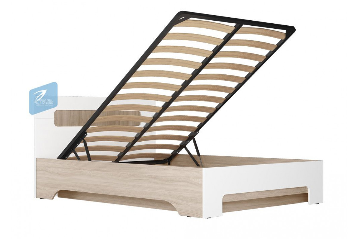 ПАЛЕРМО-3 Кровать с подъем.мех. 1,4 м КР-003