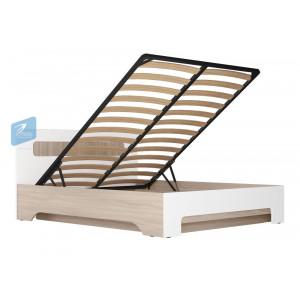 ПАЛЕРМО-3 Кровать с подъем.мех. 1,6 м КР-004