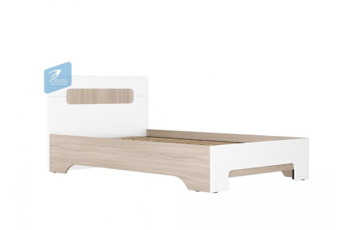 ПАЛЕРМО-3 Кровать 1,2 м без ортопеда КР-002