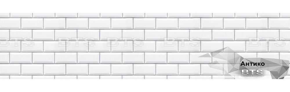 Стеновая панель, BTS №3 Antico 2.8 м, шт