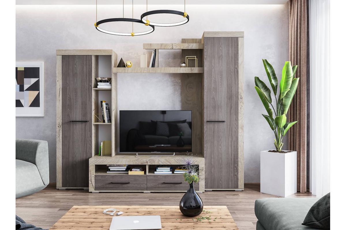 Готовое решение для гостиной и зала Марсель-4