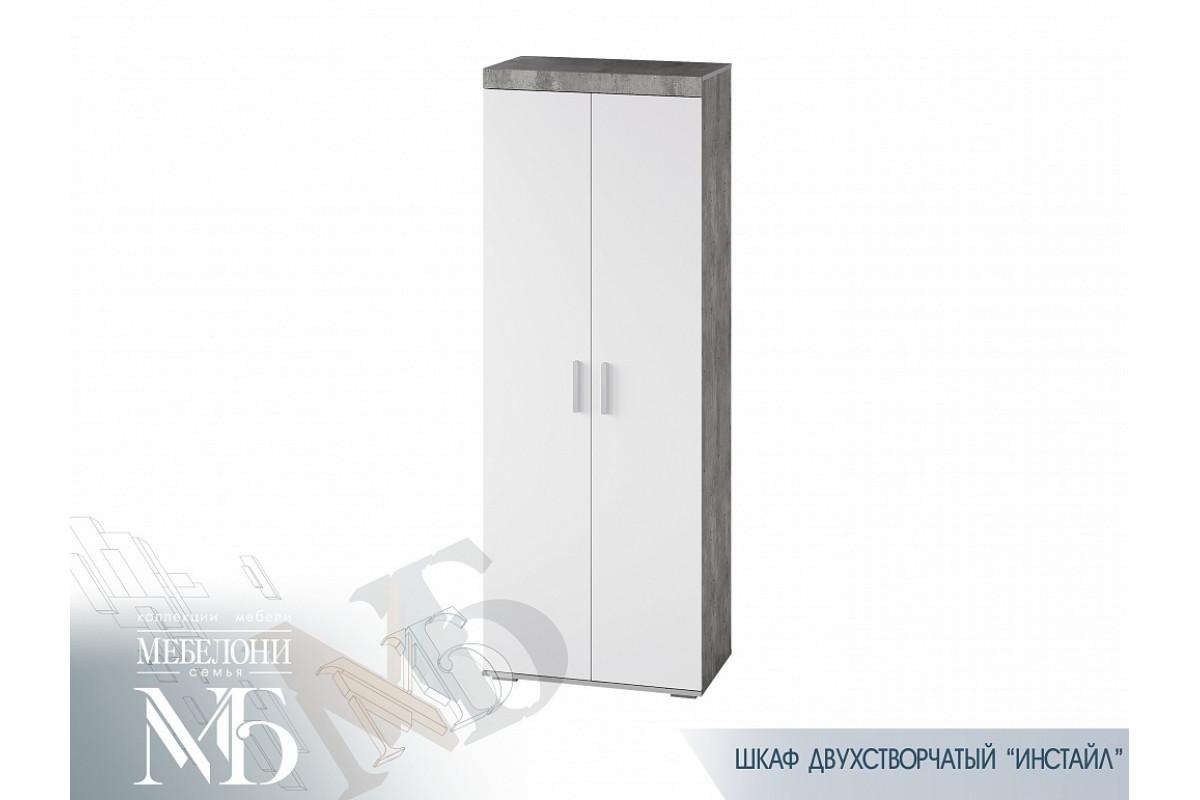 "Шкаф двухстворчатый ""Инстайл"" ШК-29"