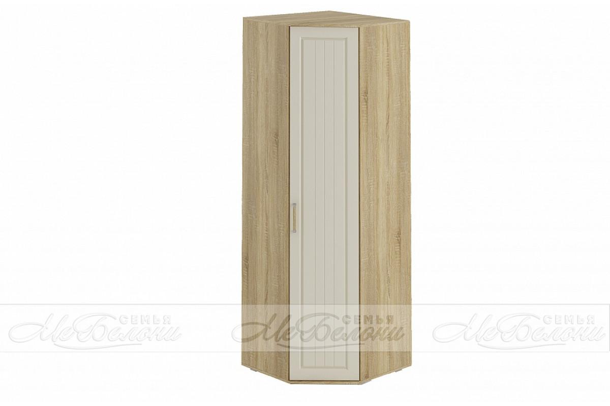 Угловой шкаф с глухой створкой Маркиза ШК-01