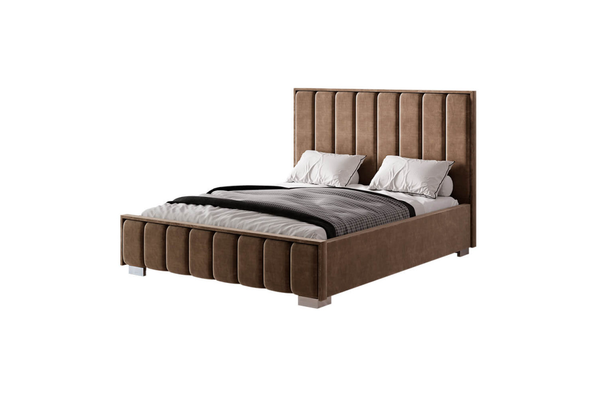 Кровать Мирабель (Шоколад) с подъемным механизмом