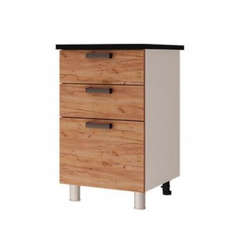 5р3 - Шкаф-стол с 3-мя ящиками (500*820*600)