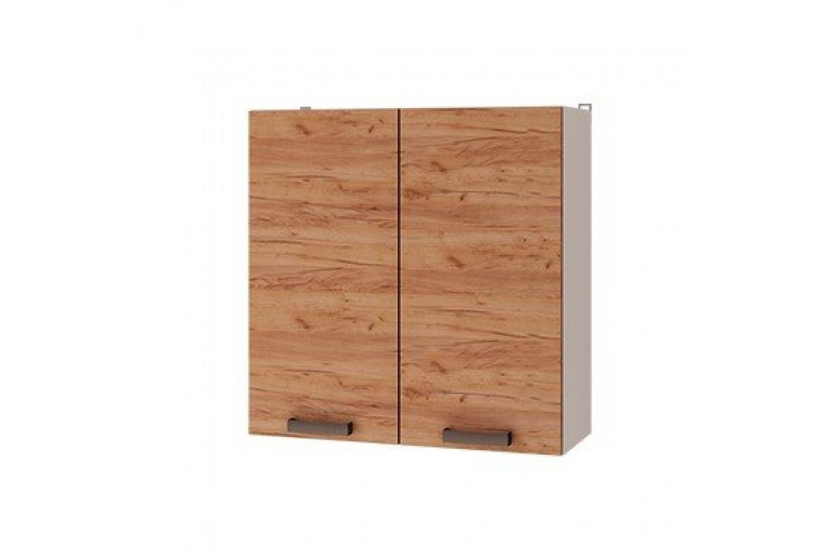 7в1 - Шкаф настенный 2-дверный (700*720*310)