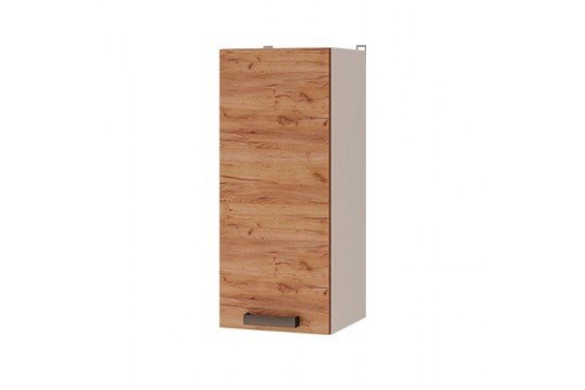 3в1 - Шкаф настенный 1-дверный (300*720*310)
