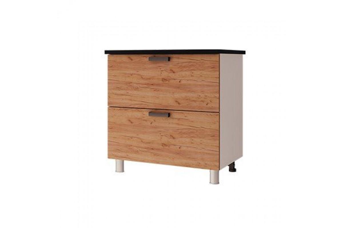 8р2 - Шкаф-стол с 2-мя ящиками (800*820*600)