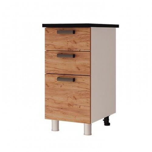 4р3 - Шкаф-стол с 3-мя ящиками (400*820*600)