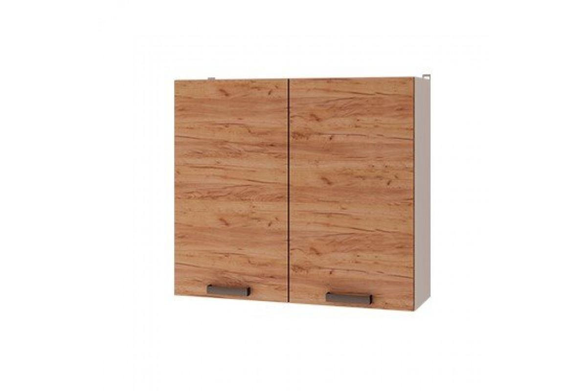 8в1 - Шкаф настенный 2-дверный (800*720*310)