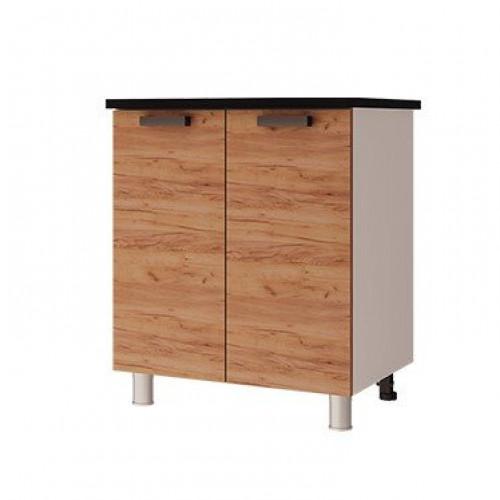 7р1 - Шкаф-стол рабочий 2-дверный (700*820*600)