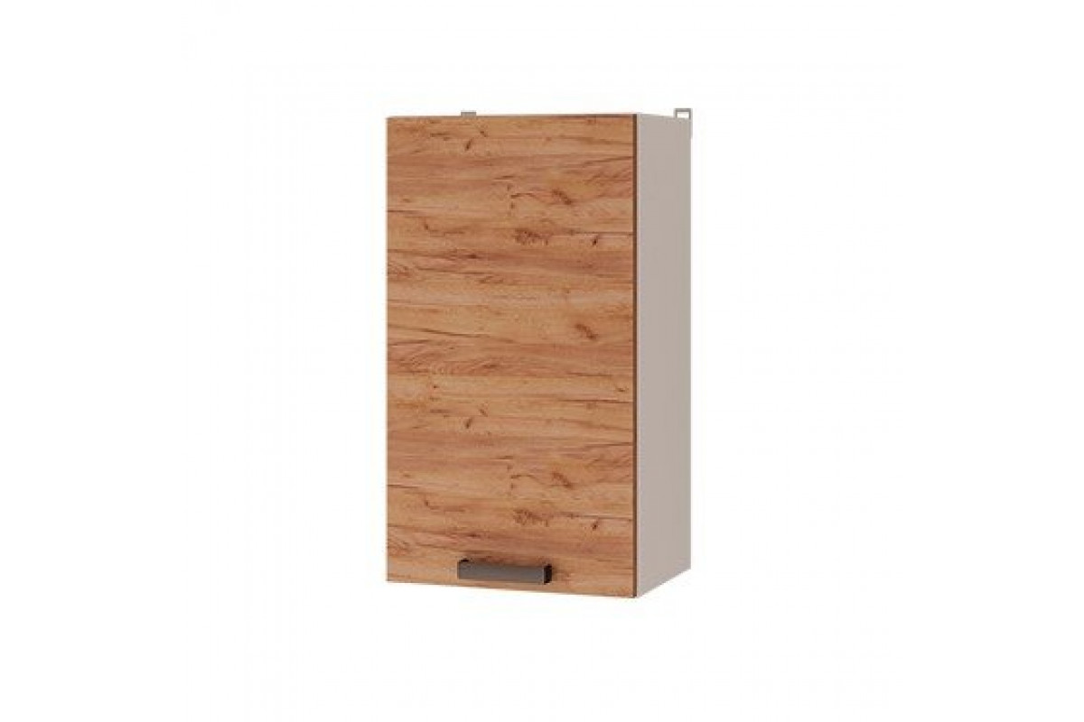 4в1 - Шкаф настенный 1-дверный (400*720*310)