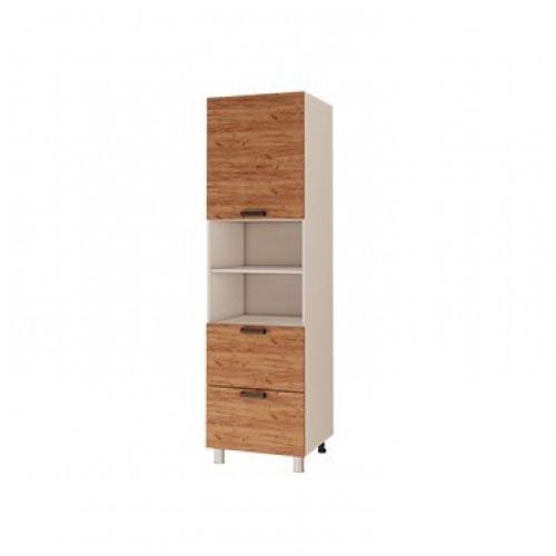 6п1 - Шкаф для встраиваемой техники (600*2140*550)
