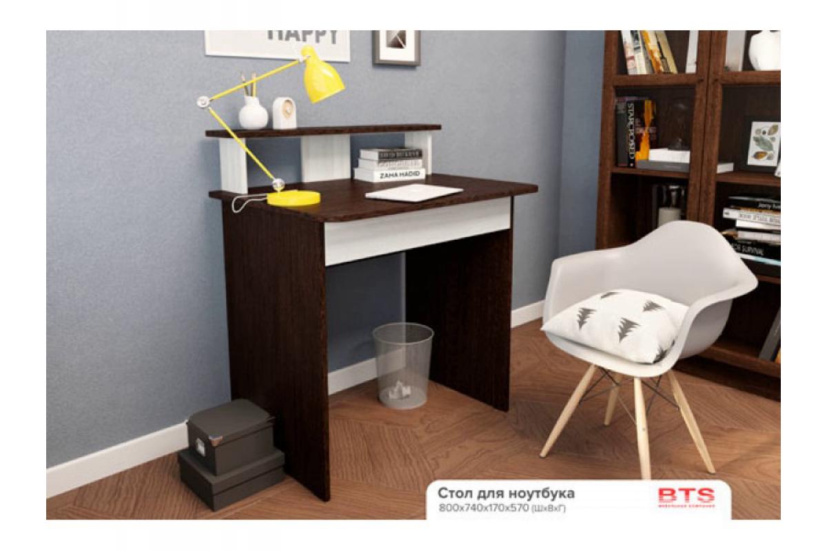 Стол для ноутбука (800х740+170х570)