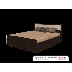 """""""Фиеста"""" кровать 1,6м (1750х75х2032)"""