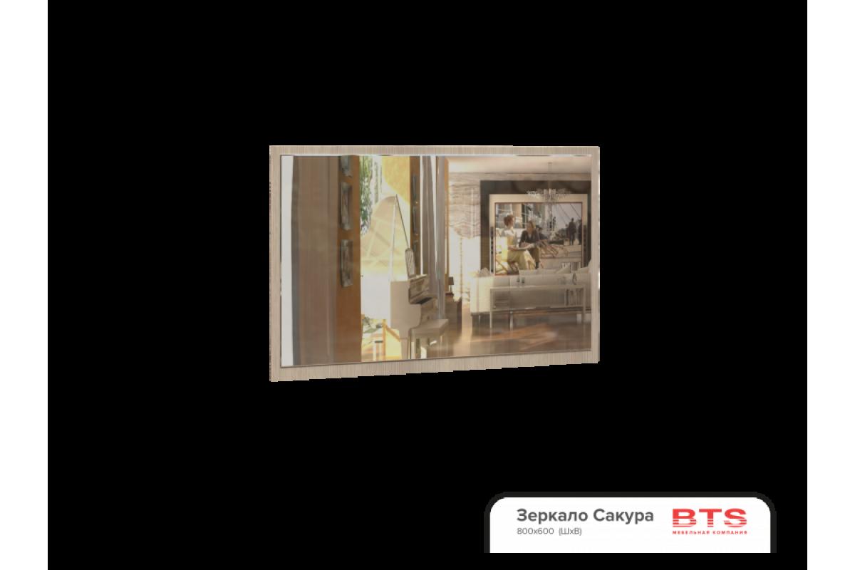 """Сакура"" зеркало (800х600)"