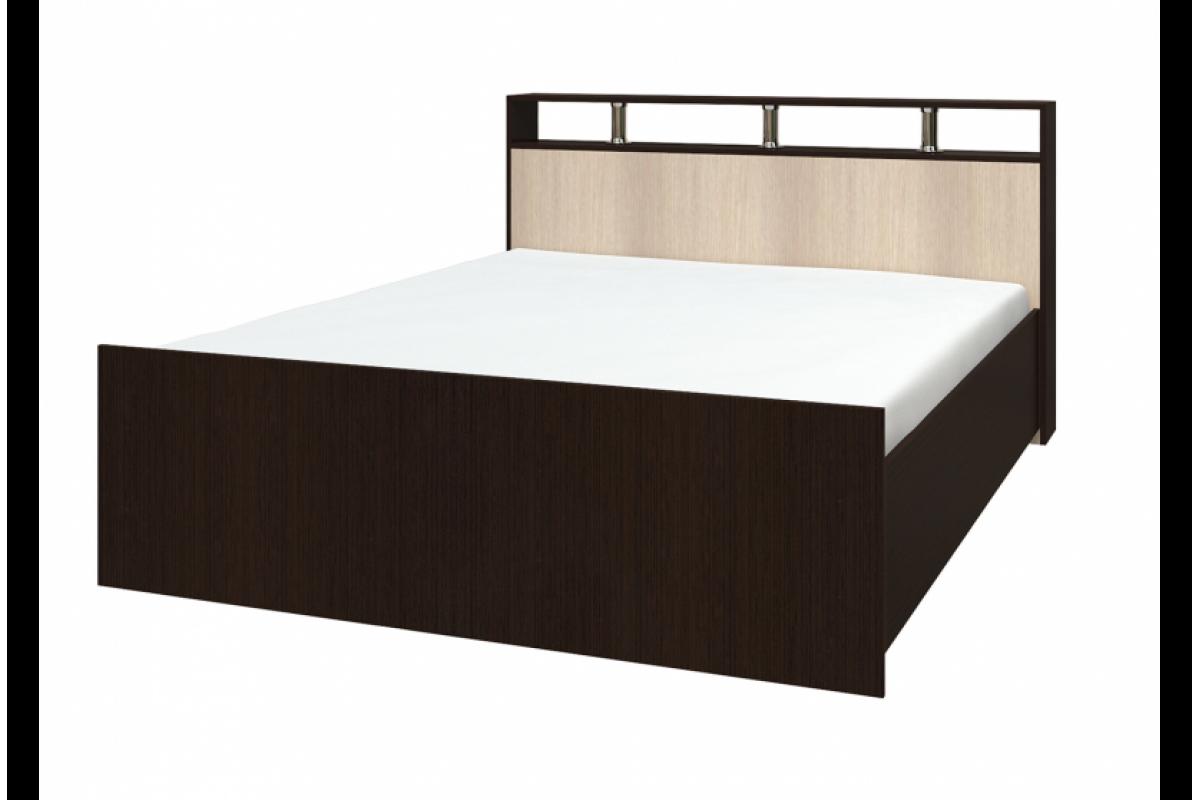 """""""Саломея"""" кровать 1,6м (1670х862х2208)"""